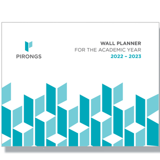 Pirongs Wall Chart 2022-2023