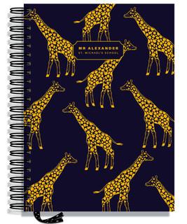Designer Teacher Planners - Animal