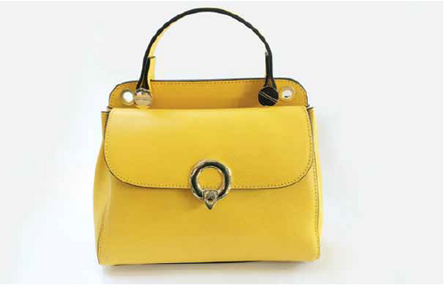 Mariella Rosati Handbag in yellow