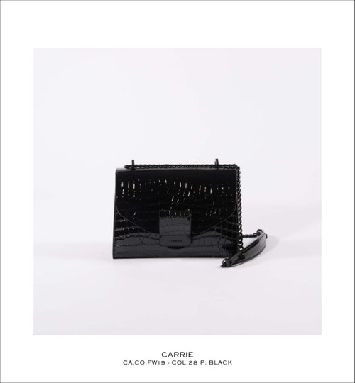 CARRIE CA.CO.FW19 - COL.28 P. BLACK