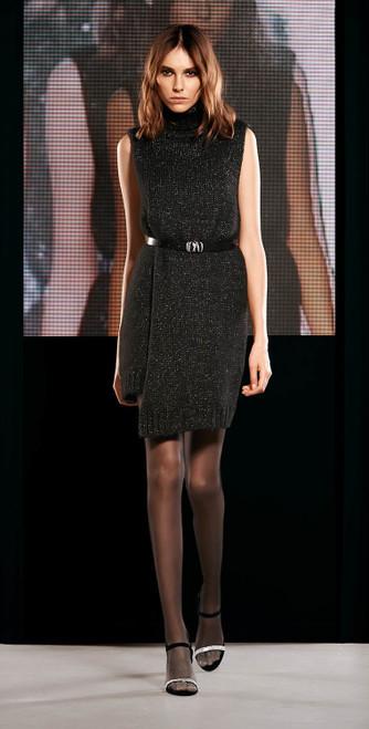 Jijil Collection Sleeveless Sweater Dress
