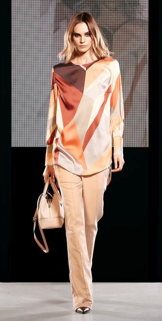 Jijil Collection Pale Pink Pant