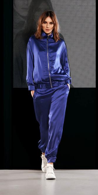 Jijil Collection Light Blue Jacket