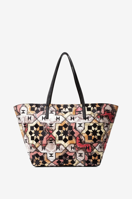 Arty Mosaic Bag