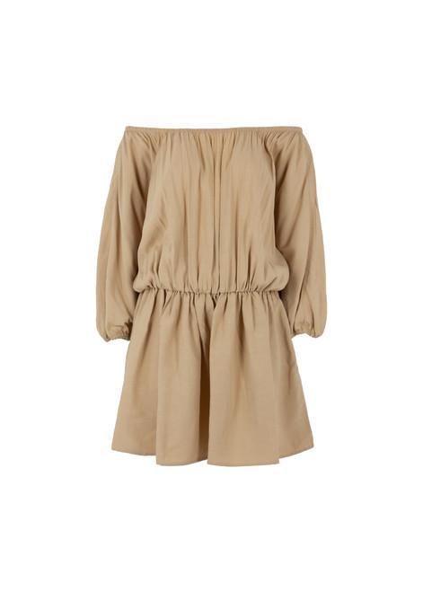 Jijil Collection Off-Shoulder Ginger Dress