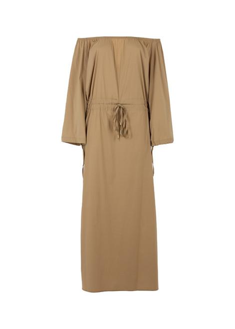 Jijil Collection Long Off the Shoulder Ginger Dress