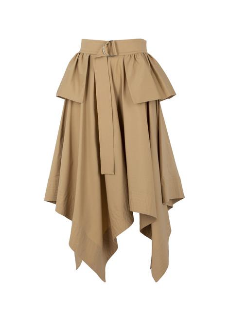 Jijil Collection Midi Skirt