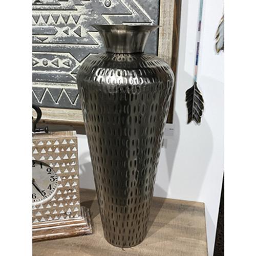 Large Strike Vase-Ant Nickel