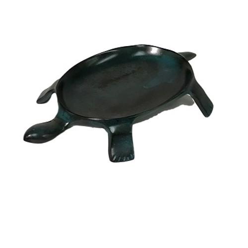 TURTLE Serving Platter-Patina