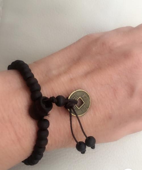 International Tree Bead Bracelet