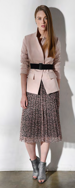 Pleats and More Skirt
