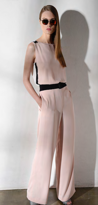 Chic All over Jumpsuit