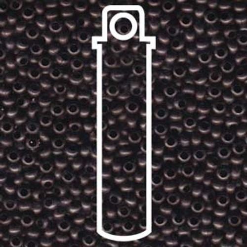 Metal Seed Beads 6/0 Dark Copper 28 grams
