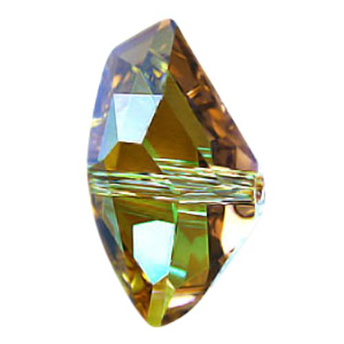 Swarovski 5556 Galactic Bead, Crystal Tabac 24x13.5mm [1 pcs]