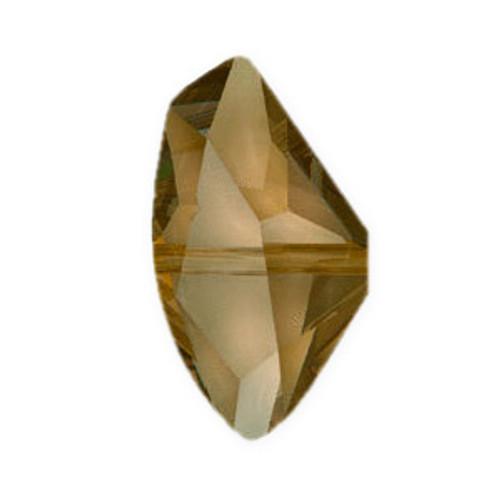 Swarovski 5556 Galactic Bead, Crystal Bronze Shade 24x13.5mm [1 pcs]
