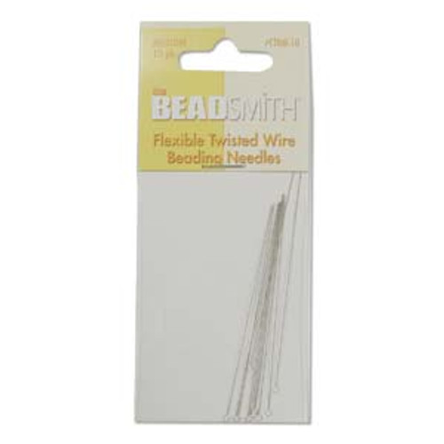 Flexible Twisted Wire Needles, Medium [10 pcs]