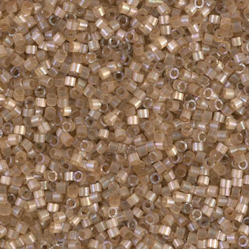 Miyuki Delica Beads 11/0 DB1802 Dyed Shell Silk Satin 6.4 grams