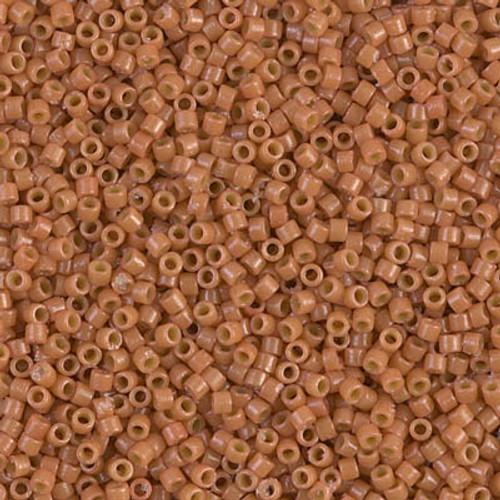 Miyuki Delica Beads 11/0 DB2107 Duracoat Opaque Cedar 7.2 grams