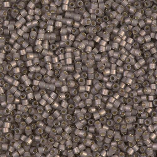 Miyuki Delica Beads 11/0 DB2184 Silver Lined Duracoat S/F Bramble 7.2 grams