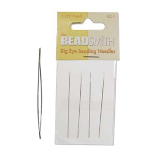 Big Eye Needles x [4 pcs]