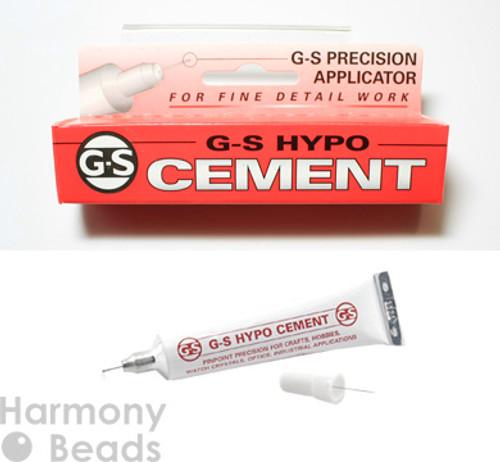 GS Hypo Cement Glue - General