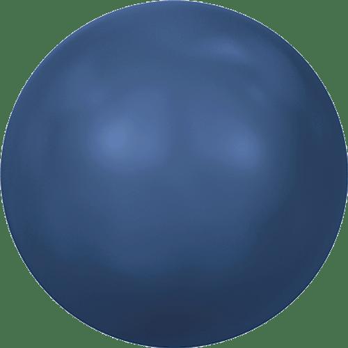 Swarovski 5810 Round Pearl Bead, Crystal Lapis [10pcs]