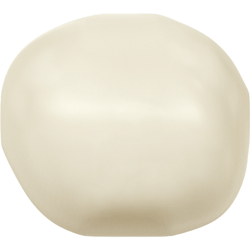 Swarovski 5840 Baroque Pearl Bead, Cream 12mm