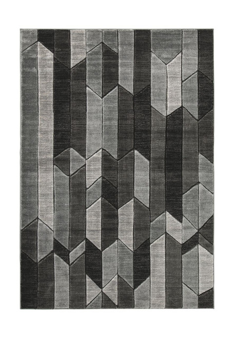 Chayse Black/Gray Medium Rug img
