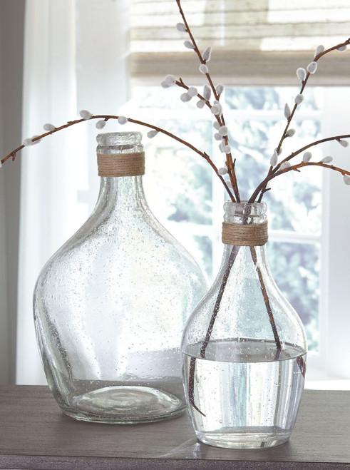Marcin Clear Vase Set img