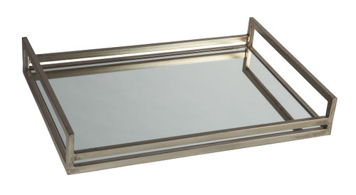 Derex Silver Finish Tray img