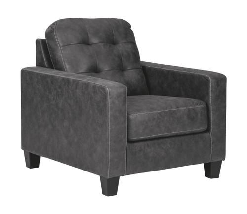 Venaldi Gunmetal Chair img
