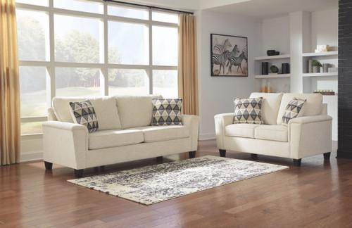 Abinger Natural Sofa & Loveseat img