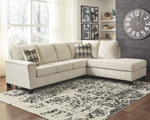 Abinger Natural LAF Sofa & RAF Corner Chaise Sectional img