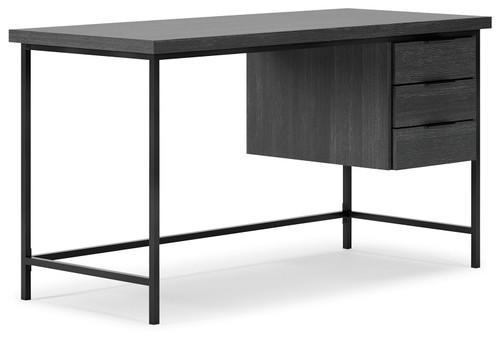 Yarlow Black Home Office Desk img