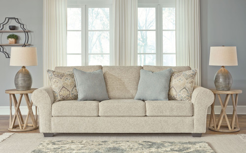 Haisley Ivory Queen Sofa Sleeper img