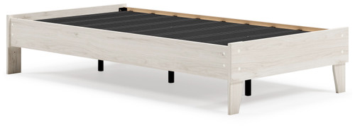 Socalle Natural Twin Platform Bed img