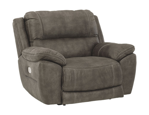 Cranedall Quarry Wide Seat Power Recliner img
