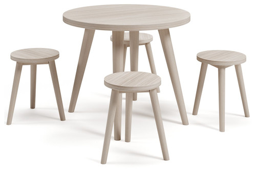 Blariden Natural Table Set (5/CN) img
