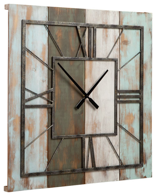 Perdy Multi Wall Clock img