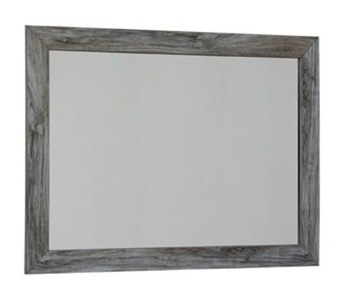 Baystorm Gray Bedroom Mirror img