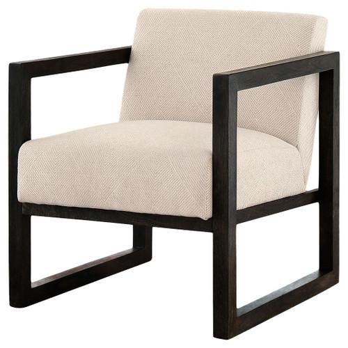 Alarick Cream Accent Chair img