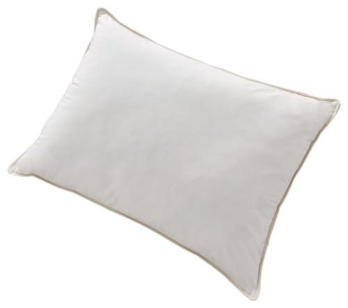 Z123 Pillow Series White Cotton Allergy Pillow (4/CS) img