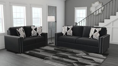 Gleston Onyx 2 Pc. Sofa, Loveseat img