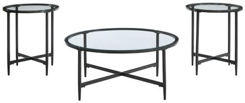 Stetzer Black Occasional Table Set (3/CN) img
