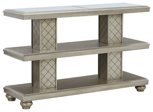 Chevanna Platinum Sofa Table img