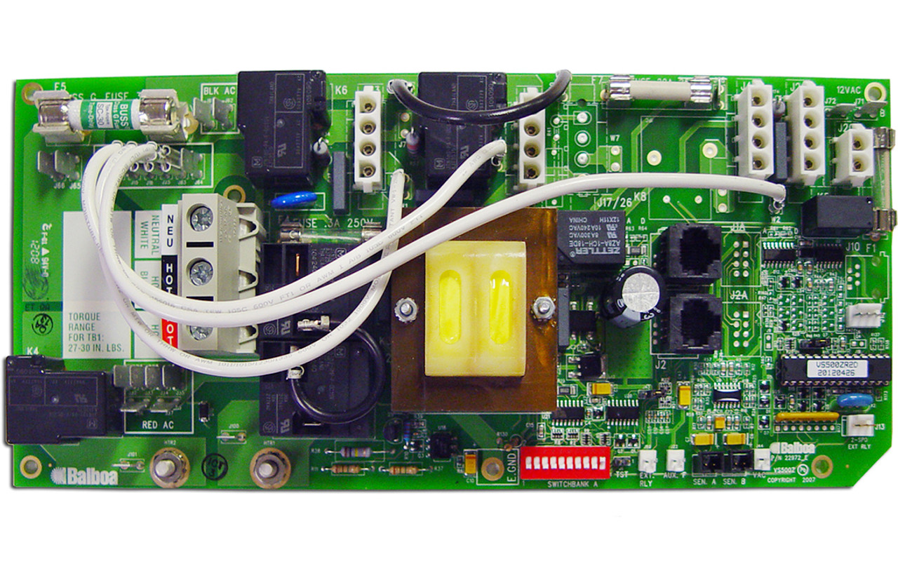 Balboa Circuit Board VS500Z - 54369-03 on
