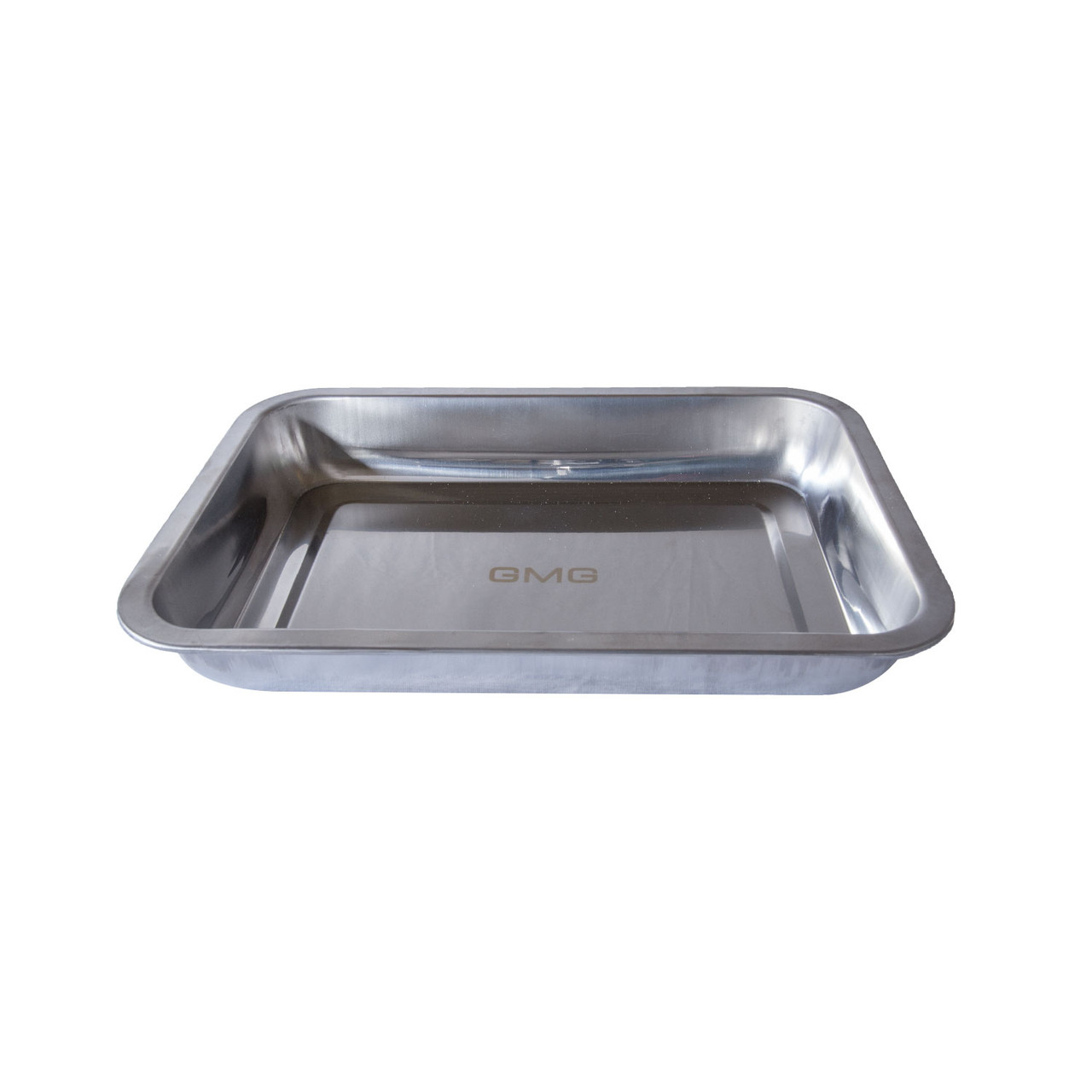 Green Mountain Grill Stainless Steel Grilling Pans Medium /& Large ~ GMG-401615
