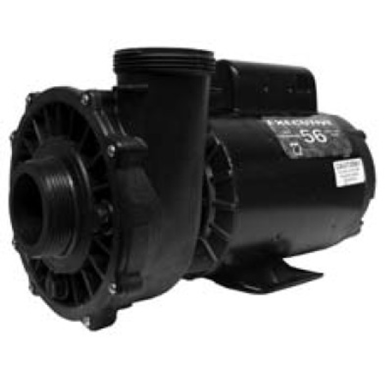 Waterway Pump 2 Speed Executive 56 Frame S D 4hp 230v 2 Or 2 5 Spa Parts Depot
