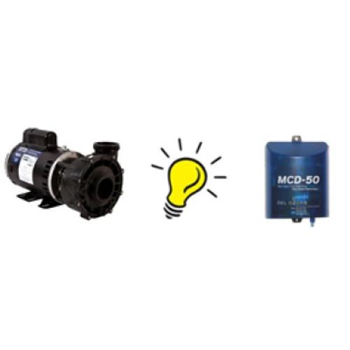 Balboa Retrofit Kit Complete Spa Control Pack VS501Z - 54220-Z - Spa on