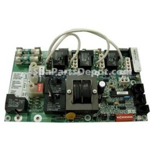 Leisure Bay S2 Board S2R1A, Part # 052259 - Spa Parts Depot on